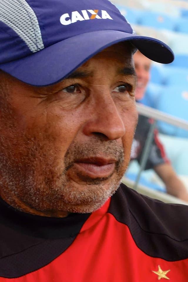 Francisco Moraes im Porträt.