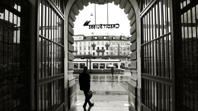 Credit Suisse am Paradeplatz