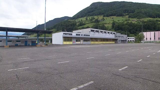 Blick auf das Gelände Wintersried.