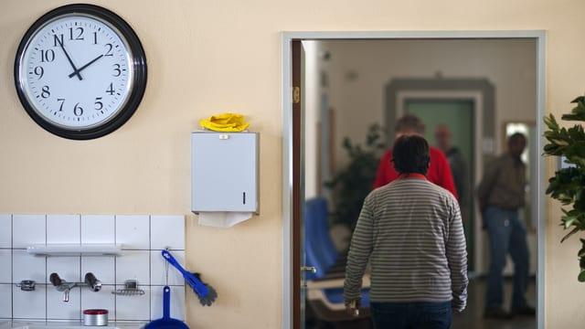 Blick in eine Psychiatrische Klinik