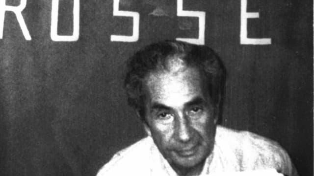 Aldo Moro.