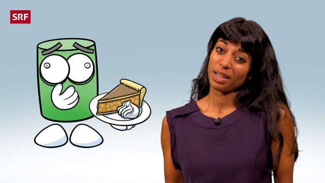 Video «Warum schimmelt unser Essen? | Clip und klar! - Dein Erklärvideo» abspielen