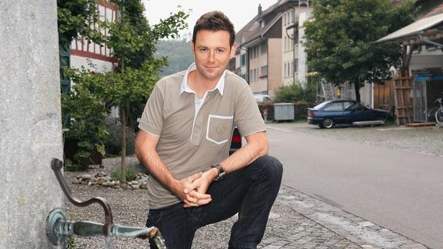 Nik Hartmann: kennt man vor allem als Wandervogel der Schweiz