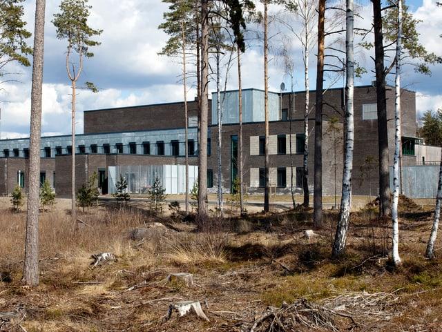 Gefängnis Halden - Aussenaufnahme.