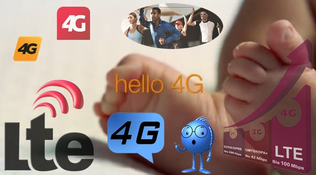 LTE (4G): Swisscom startet jetzt, Sunrise und Orange ziehen nächstes Jahr nach.