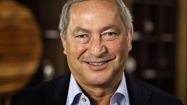 Video «Schawinski - mit Samih Sawiris, Unternehmer und Investor» abspielen