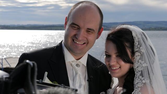 Aldijana und Sreten Petkovic