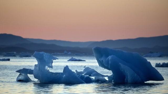 Die Arktis wird zu einem umkämfpten Terrain.