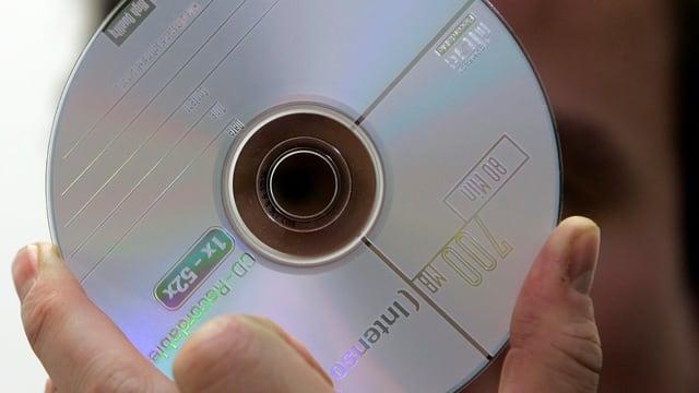 Daten-CD.