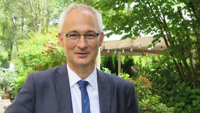 Bernhard Pulver