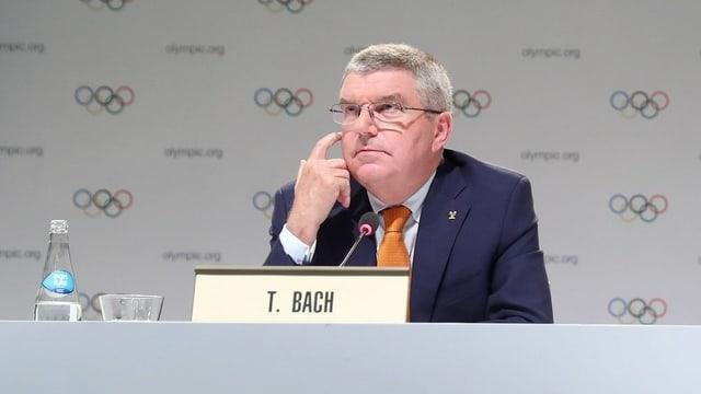 President da l'IOC.