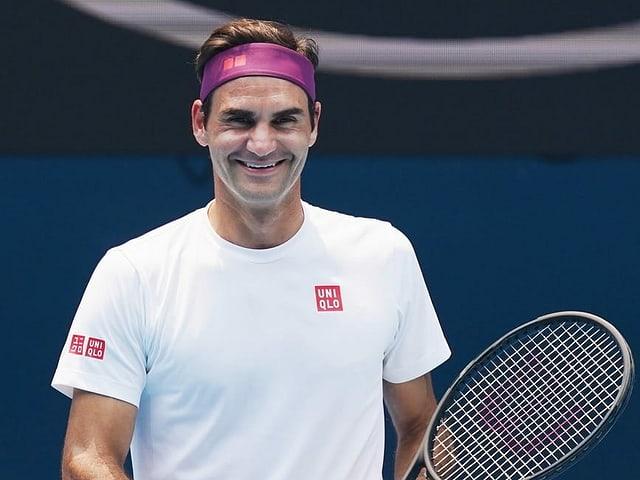 Roger Federer liess als erster Tennisspieler alle anderen Athleten hinter sich.