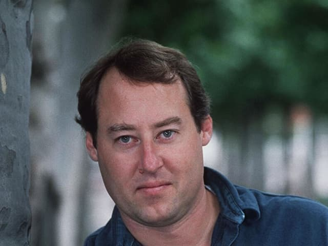 Portrait Stuart O'Nan.