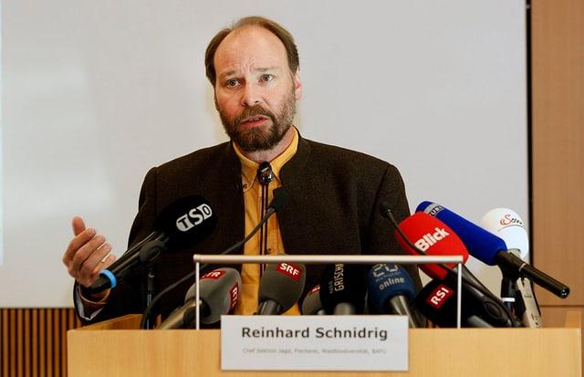 Reinhard Schnidrig
