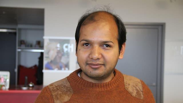 Talal Waheed hat selbst schon erfahren, wie wichtig spezifische Fluchtwege für Behinderte sind.