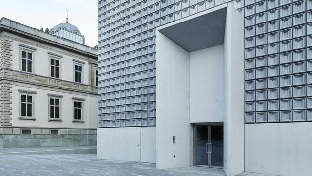 Museum d'Art dal Grischun a Cuira.