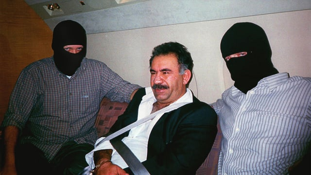 Öcalans Verhaftung