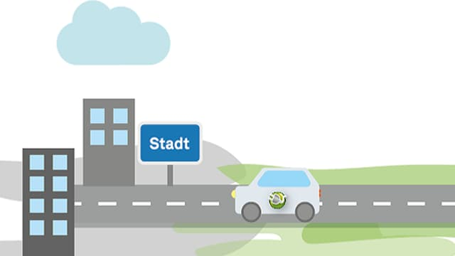 Elektromobilität Stadt St. Gallen