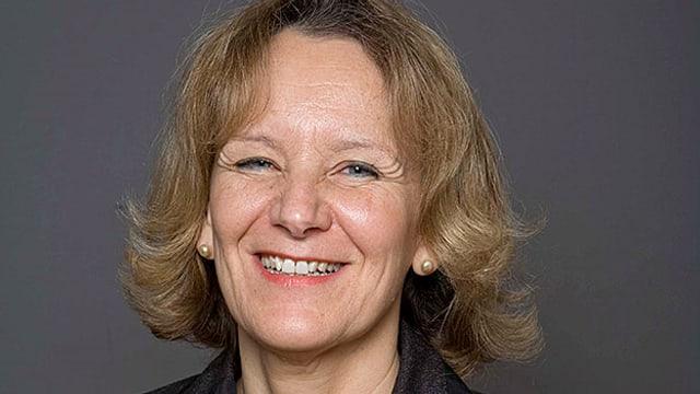 Ruth Baumann-Hölzle.