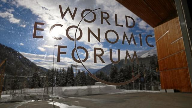 Kongresszentrum in Davos