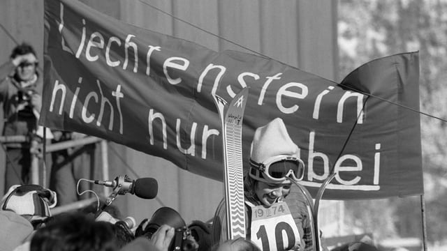 Hanni Wenzel 1974.