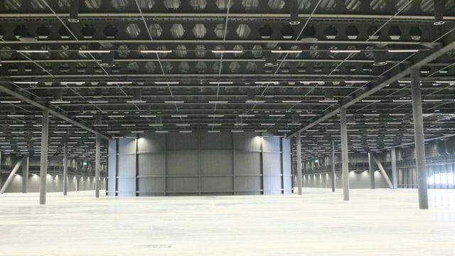 Die Baselworld findet erstmals im neuen Basler Messezentrum statt.
