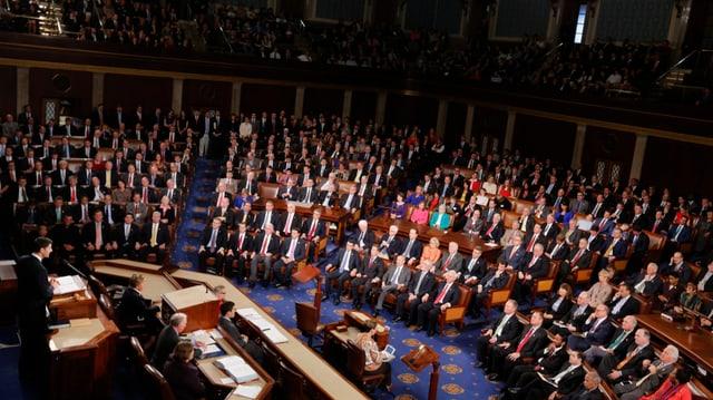 Il congress american ha deliberà il budget da dus onns.