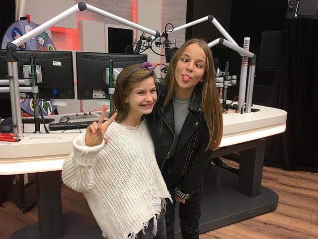 Mia und Mara