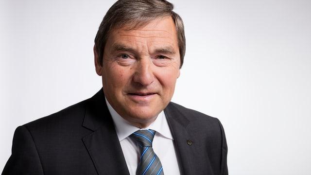 Porträt Jakob Büchler