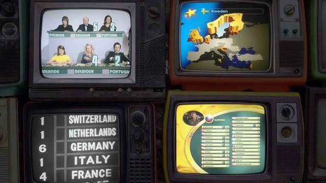 Video «Eurovision Song Contest – Die Doku» abspielen