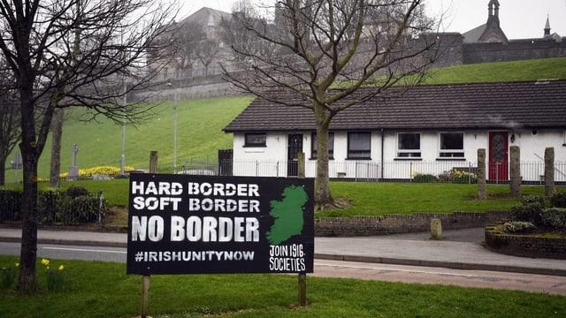 Wie realistisch ist die irische Wiedervereinigung?