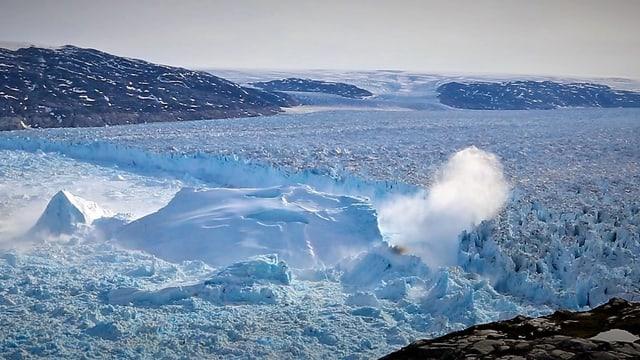 Gletschermasse