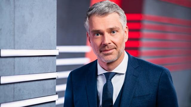 Sandro Brotz, Moderator «Arena».