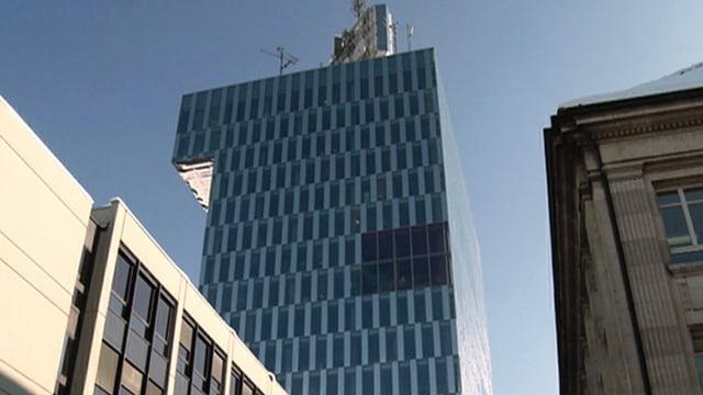 Video «Die Schweiz bauen: RTS-Hochhaus, Genf (4)» abspielen