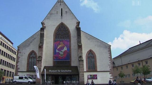 Historisches Museum Basel.