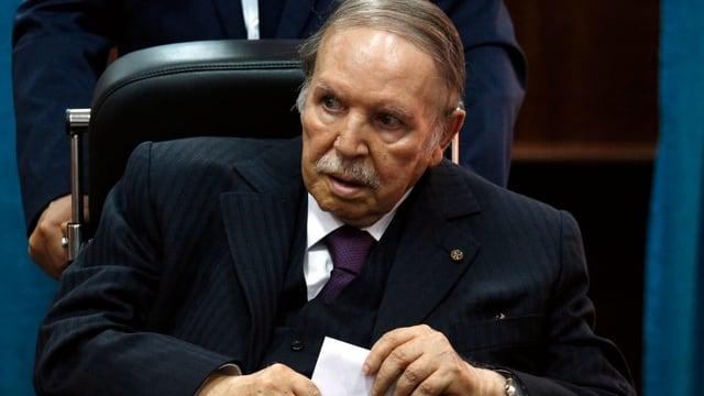 Bouteflika.