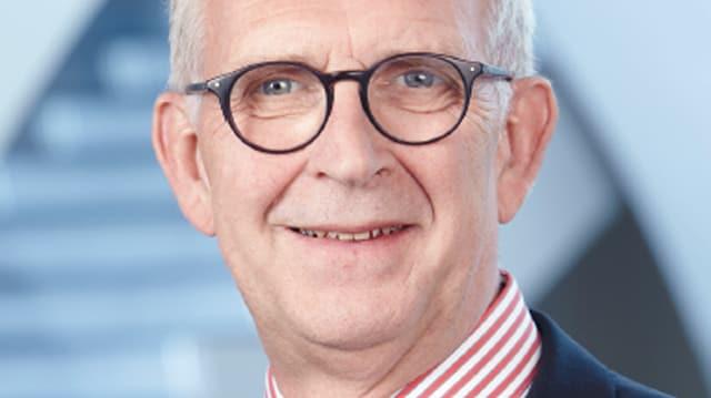 Porträtaufnahme von Dallmann.