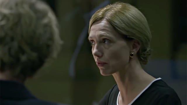 Ursina Lardi in «Die Lügen der Sieger».