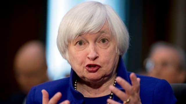 Janet Yellen la directura da la Fed.