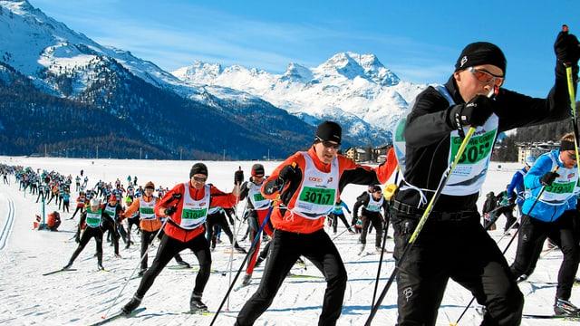 maraton da ski engiadinas