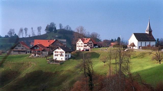 Gemeinde Sternenberg