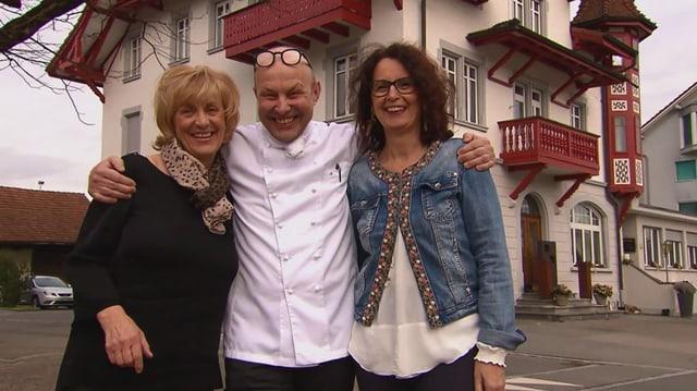 Video «Gewinner Spezial – Tag 3 – Gasthaus Sempacherhof, Sempach» abspielen