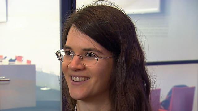 Sandra Bieri.