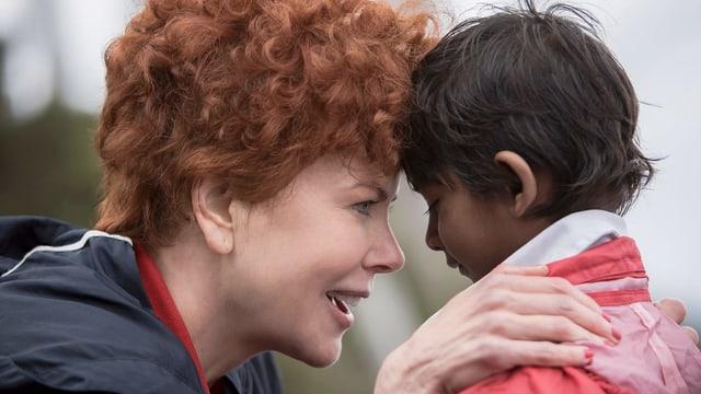 Szene mit Nicole Kidman aus dem Drama «Lion – der lange Weg nach Hause».