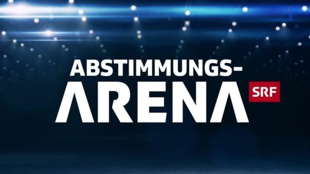 Logo der Sendung Abstimmungs-Arena