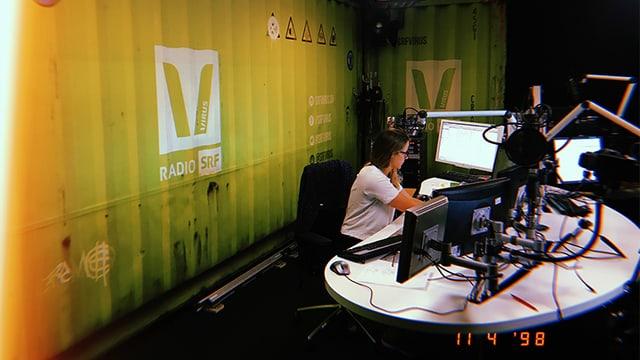 Foto vom Virus-Studio