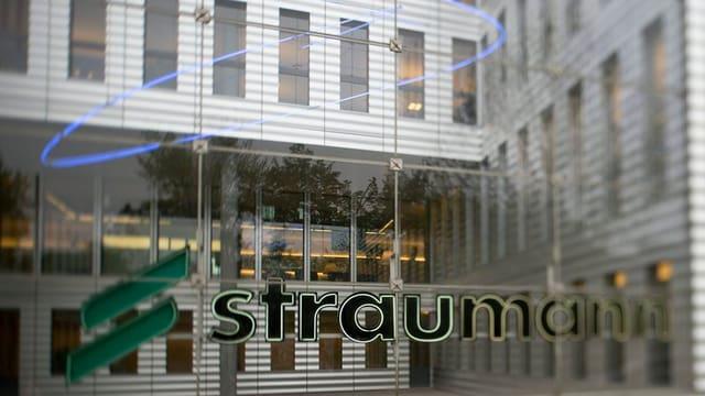 il logo da la firma Staumann