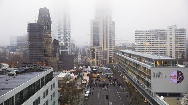 Tatort Breitscheidplatz: Nach Anschlägen wie in Berlin kursieren rasch auch falsche Bilder.