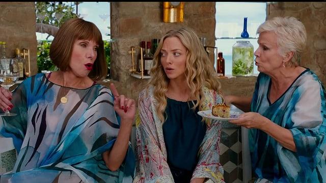 Video «Kinostart diese Woche: «Mamma Mia! Here We Go Again»» abspielen