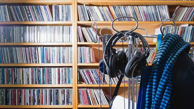 Neu: Auf der Website von SRF 2 Kultur stehen die Podcast zur Sendung «HörPunkt» online zur Verfügung.